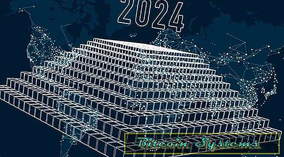 Rapport: blockchain technology market atteint 7 $. 7 milliards d'ici 2024,May 2019