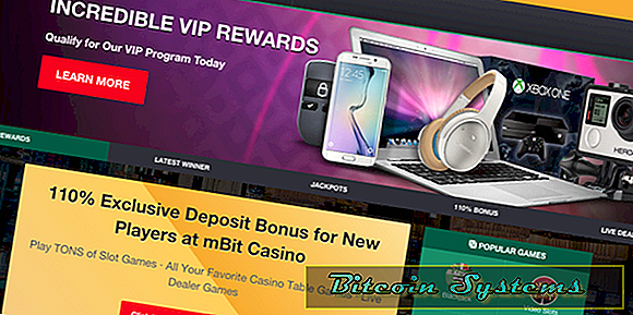 Mbit bitcoin casino tillkännager world class vip-program